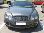 bentley continental gt front by Dj-Steaua