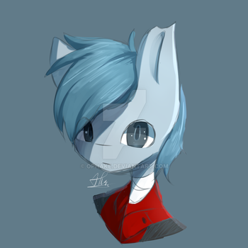 [ArtTrade]Roy by OPHake