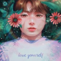 Love myself. Love yourself. by ririss
