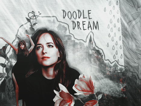 Dakota Johnson Blend by RikkutheThief