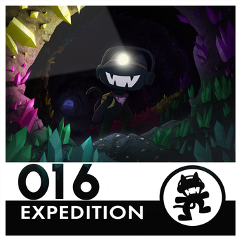 Monstercat Album Cover 016: Expedition by petirep