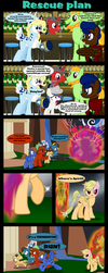 Rescue plan by Vector-Brony