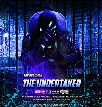 The Undertaker Poster by TahmidEdition