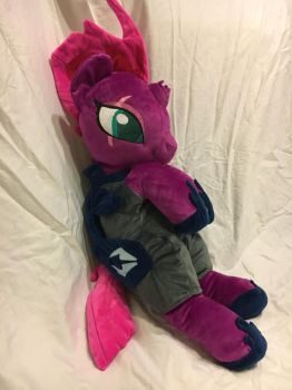 Tempest Shadow Plush by KLPlushies