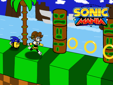 AskHoneyWoman reviews: Sonic Mania by AskHoneyWoman