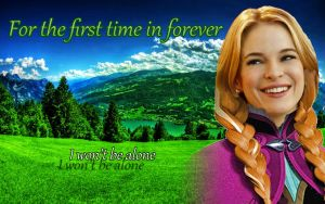 For the First Time in Forever --Lyric Photo #4 by veggie-chick221