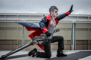 Trigger Time - Dante DmC by Leon Chiro Cosplay Art by LeonChiroCosplayArt