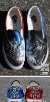 Shoes For Carlos by BBEEshoes