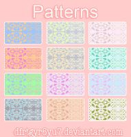 Patterns-18 by dfrtgyr6yu7