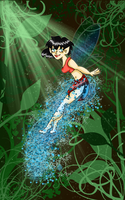 Fern Gully: Crysta by caleigh