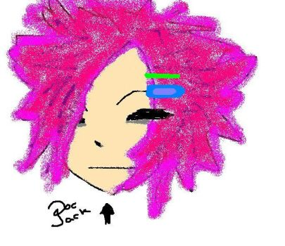 My first Pic with Paint by 0jack