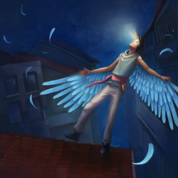 Icarus by TenshiHime7