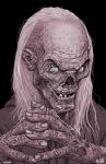 Crypt Keeper- Tales From The Crypt Keeper art