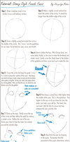 Tutorial: Disney Female Faces by jacquelynvansant