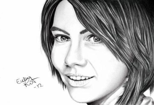 Maggie Greene - Lauren Cohan by evelinappm