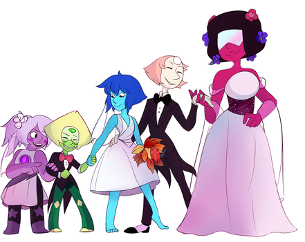 Why don't we all marry each other? by Lappystel
