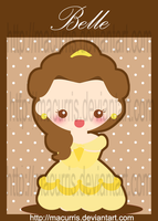 Chibi Belle by macurris