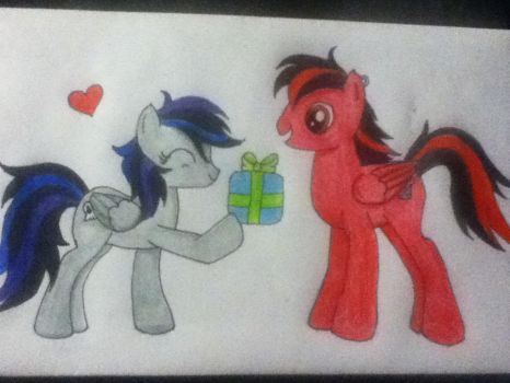 .:Special Gift For You:. by LadySkelly