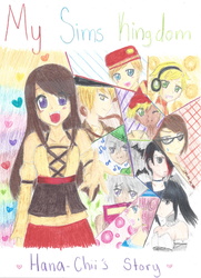 My Sims Kingdom: Hana-chii's Story Cover by Mycuttiepanda6