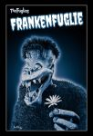 FRANKENFUGLIE - Blue Duotone by JWraith