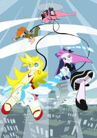 panty and stocking revised by youroku