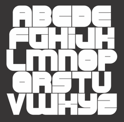 Nouvelle typo by alchimisterie