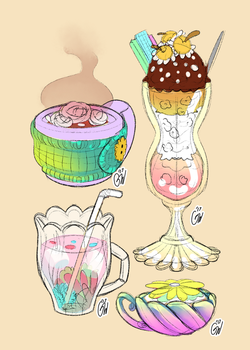 Pretty Sweets by HyperChronic
