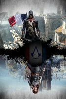 Assassin's Creed Unity Poster by Raidriar93