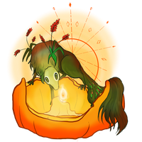 Very Merry Hallow's Eve by the7eventhrider