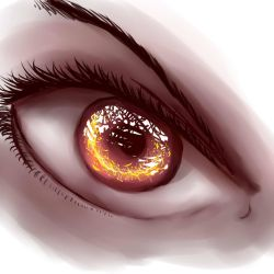 Another eye by Evelina-san