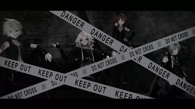 Danger | Keep Out by Madison15711