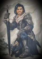 Turin Son of Hurin by BenNewton