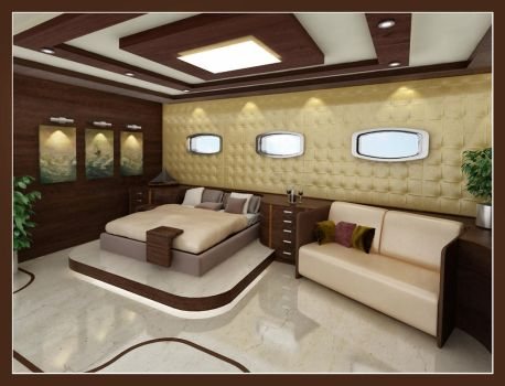 Yacht 1- bedroom 01 by sieliss