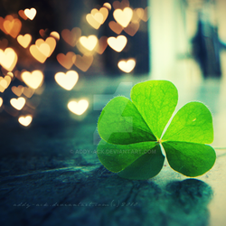 Lovely luck. .. by addy-ack