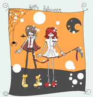 Happy Halloween by Aidotcom