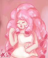 Rose Quartz by IndigoStarburst