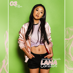 // PHOTOPACK 3240 - LANA CONDOR // by censurephotopacks