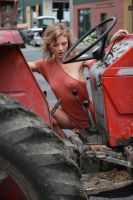 Anna the farmer's wife 2 by PhotographyThomasKru