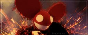 Deadmau5 Signature 2 by Coelhao95
