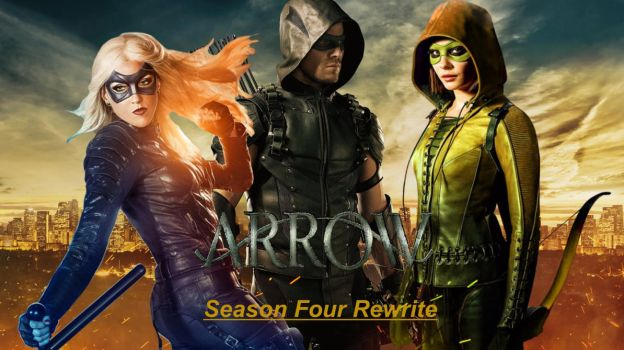 Arrow - Season Four Rewrite by MS225