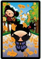 Pucca - Take no pity by cocos111