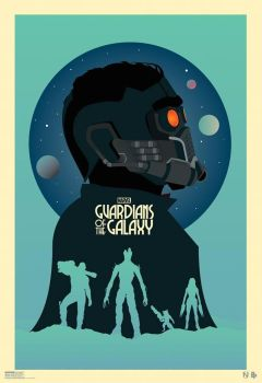 Guardians of the Galaxy by YounesMarouf