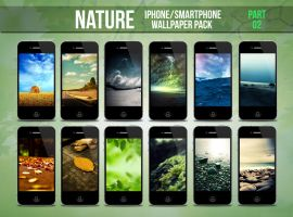 Nature iPhone/Smartphone Wallpaper Pack Part 2 by limav