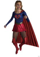 Injustice 2 (IOS): Multiverse Supergirl. by OGLoc069