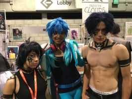 Anime Expo 2017 DMMD 001 By Angelbeatslen