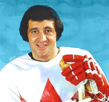 Phil Esposito Team Canada1972 by wooden-horse