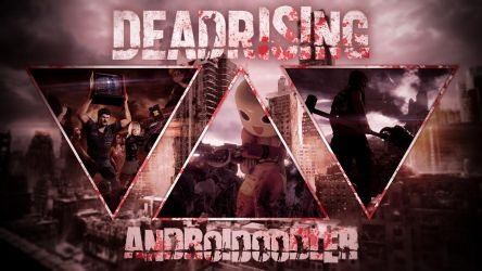 deadrising androidoodler wallpaper by MadCatMD
