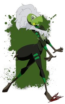 Centipeetle by Sub-Real