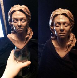 Head on a Bottle by Intervain