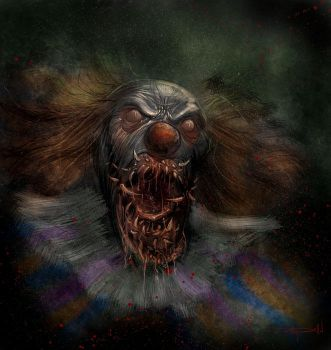 Pennywise... by RayDillon